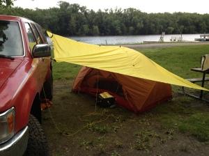 Trinona camping