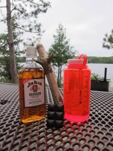 Camping Whiskey