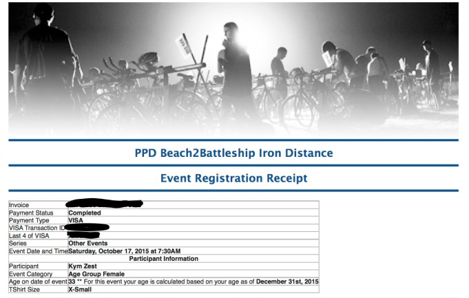 Event Receipt | Beach2Battleship copy