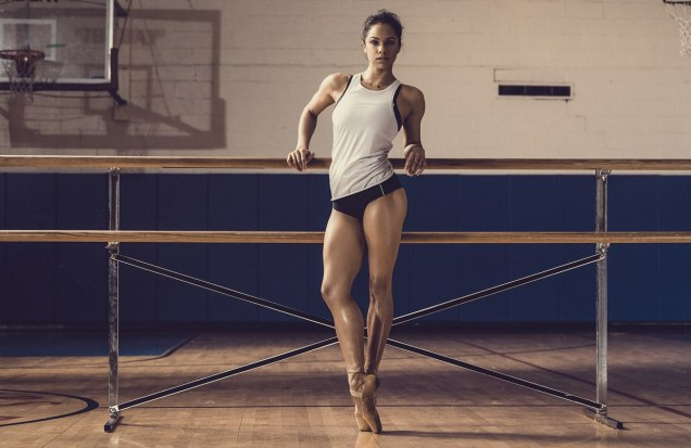 casual misty copeland