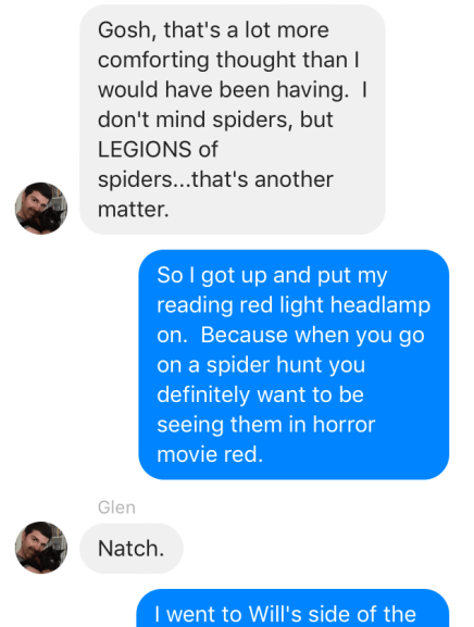 Spider Story #8