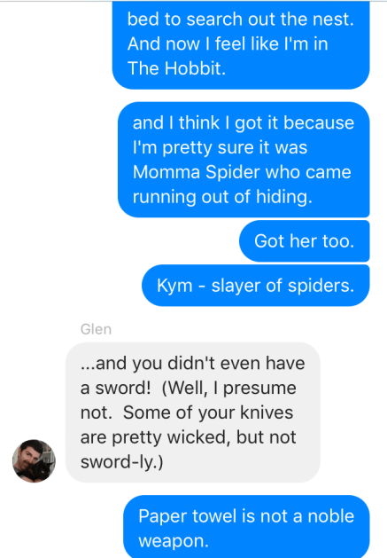 Spider Story #9