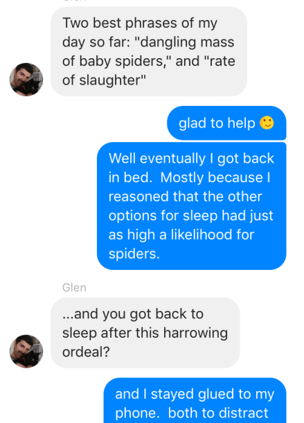 Spider Story #12